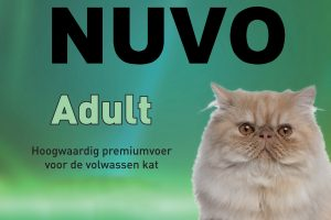 Nuvo Premium Adult kattenbrok
