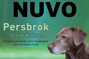 Nuvo Premium Persbrok Senior Kalkoen