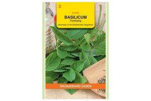Oranjeband Zaden Basilicum fijnbladig