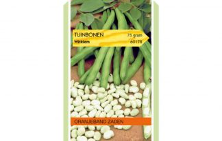 Oranjeband Zaden tuinbonen Witkiem