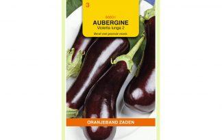 Oranjeband Zaden aubergine Violette Lunga 2