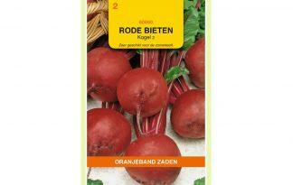 Oranjeband Zaden rode bieten Kogel 2