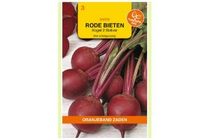 Oranjeband Zaden rode bieten Kogel 2 Bolivar