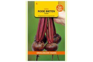 Oranjeband Zaden rode bieten Solist monogerm