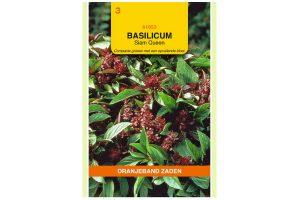 Oranjeband Zaden basilicum Siam Queen