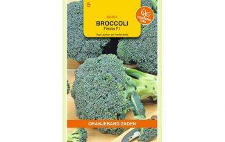 Oranjeband Zaden broccoli Fiesta F1