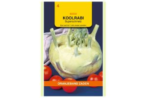 Oranjeband Zaden koolrabi Superschmelz