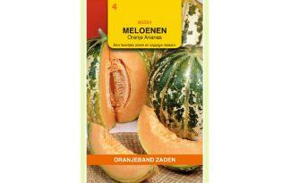 Oranjeband Zaden meloenen Oranje Ananas