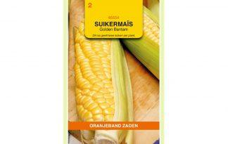 Oranjeband Zaden suikermais Golden Bantam