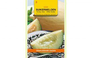 Oranjeband Zaden suikermeloen Witte Suiker Honey Dew