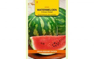 Oranjeband Zaden watermeloen Crimson Sweet