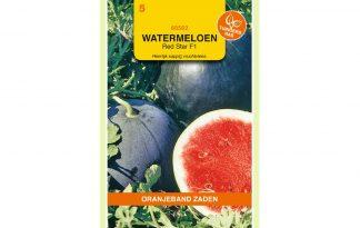 Oranjeband Zaden watermeloen Red Star F1