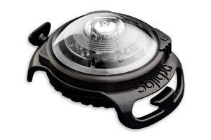 Orbiloc Dog Dual veiligheidslichtje LED - wit