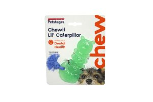 Petstages Orka Chewit Lil' Caterpillar
