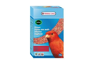 Orlux eivoer droog kanarie rood