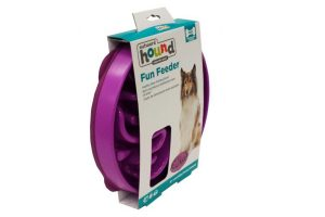 Outward Hound Slo Bowl Feeder Flower