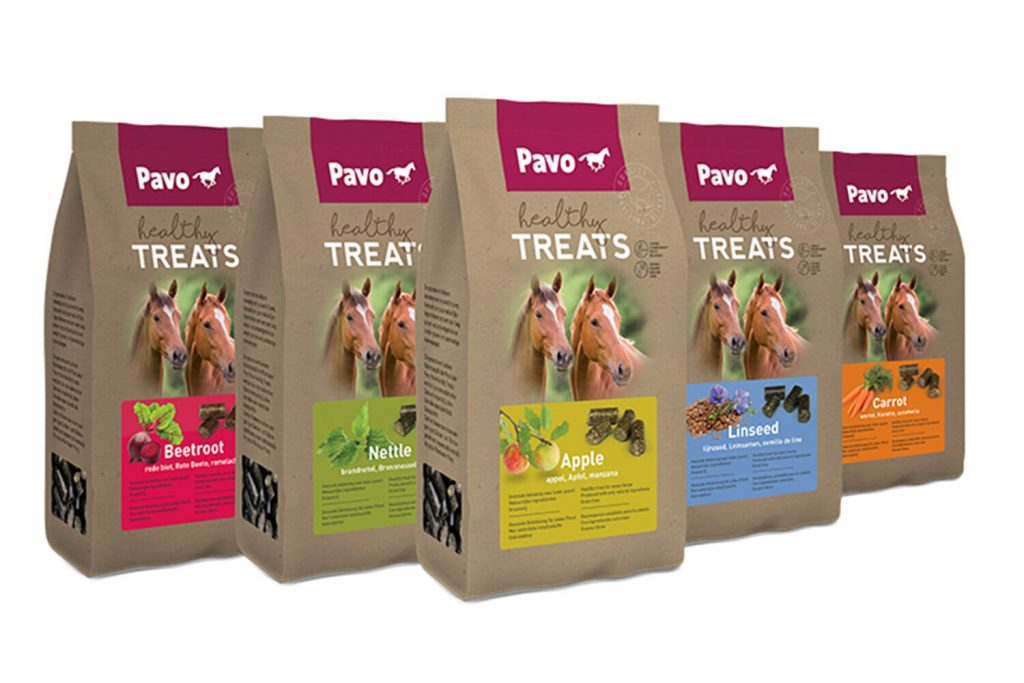 Pavo Healthy Treats paardensnoepjes