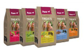 Pavo Healthy Treats paardensnoepjes