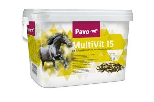 Pavo Multivit15 3 kg emmer