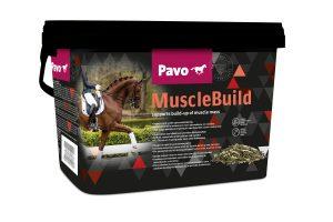 Pavo MuscleBuild 3 kg emmer