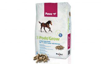 Pavo Podo -3- Grow