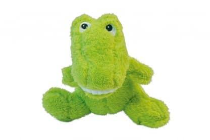 De Petlando Moodles Krokodil is een leuke pluche knuffel met verstevigde naden, zodat uw huisdier er lekker mee kan spelen en stoeien.