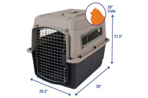 Petmate Ultra Vari kennel Fashion vervoersbox 28''