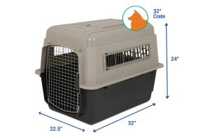 Petmate Ultra Vari kennel Fashion vervoersbox 32''