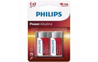 Philips C Power Alkaline 1,5 Volt batterij