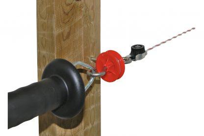Poortgreep isolator RVS