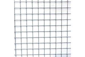 Premium volièregaas verzinkt 12,7 x 12,7 mm