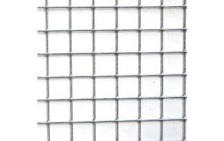 Premium volièregaas verzinkt 19 x 19 mm