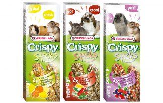 Prestige Crispy sticks voor konijnen, cavia's en chinchilla's