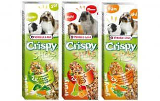 Prestige Crispy sticks voor konijn en cavia's