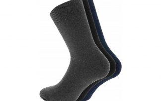 De Primair Socks Thermo 3-pack zijn heerlijk warme sokken.