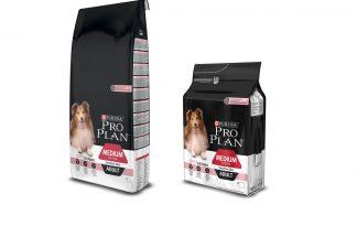 Pro Plan Adult Medium & Large Sensitive Skin met Optiderma