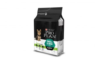 Pro Plan Puppy Small & Mini met Optistart