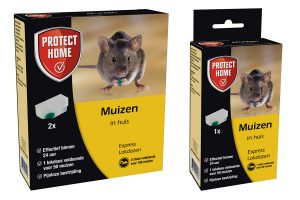 Protect Home Express Lokdozen muizen in huis