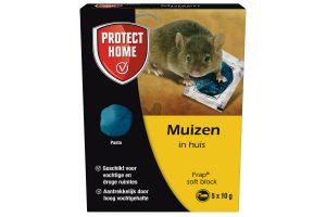 Protect Home Frap Soft Block muizengif 5x 10 gram