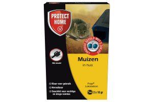 Protect Home Frap lokstation met muizengif