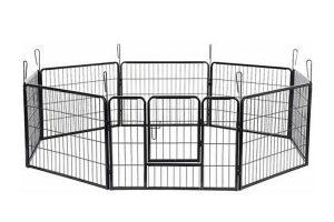 Puppyren Hammertone 8 panelen - 60 cm hoog