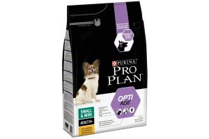 Pro Plan Adult 9+ Small & Mini met Optiage