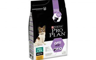 Pro Plan Adult 9+ Small & Mini met Optiage