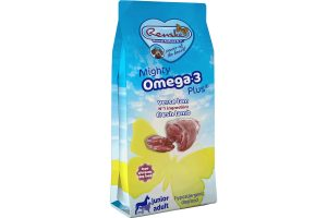 Renske M.O.P. (Mighty Omega-3 Plus) lam en rijst