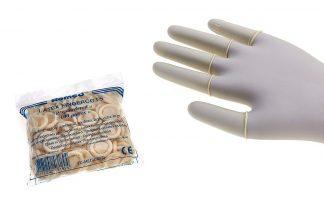 Vingerlingen latex vingercondooms