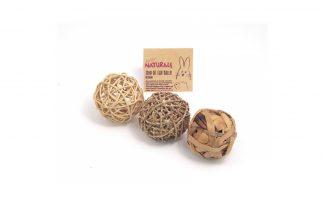 Rosewood Naturals Trio Of Fun Balls