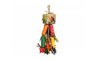 Rosewood Woven Wonders Firecracker speelhanger