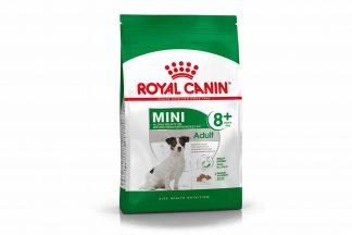 Royal Canin Mini Adult 8+ helpt de oudere hond zijn vitaliteit te behouden. Door het kleine formaat en de elegante vorm lijken Mini-honden erg kwetsbaar. In werkelijkheid zijn Mini-honden erg levendig en sterk. Hun levensverwachting ligt boven de 15 jaar.
