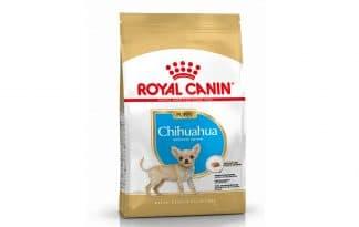Royal Canin Junior Chihuahua is een rasspecifieke voeding voor Chihuahua pups tot 8 maanden.