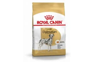 Royal Canin Adult Dalmatiër is een rasspecifieke voeding voor volwassen Dalmatiërs vanaf 15 maanden.